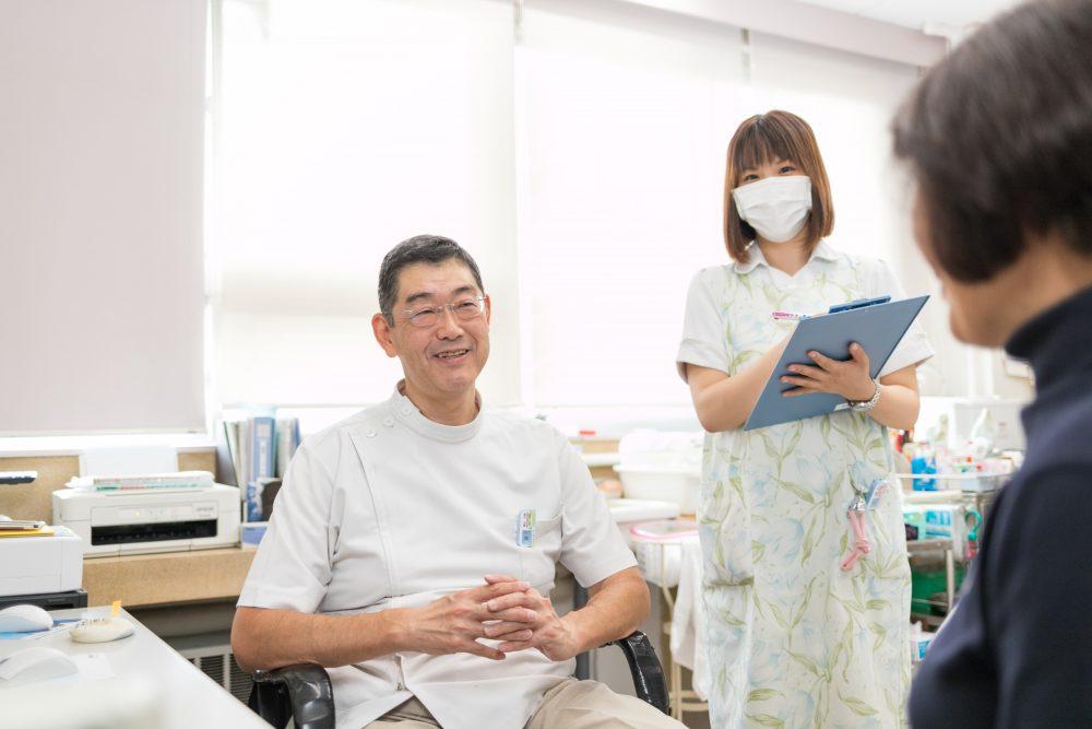 栗山医院様|福島県で医療専門のホームページ制作は株式会社MIRAIZU
