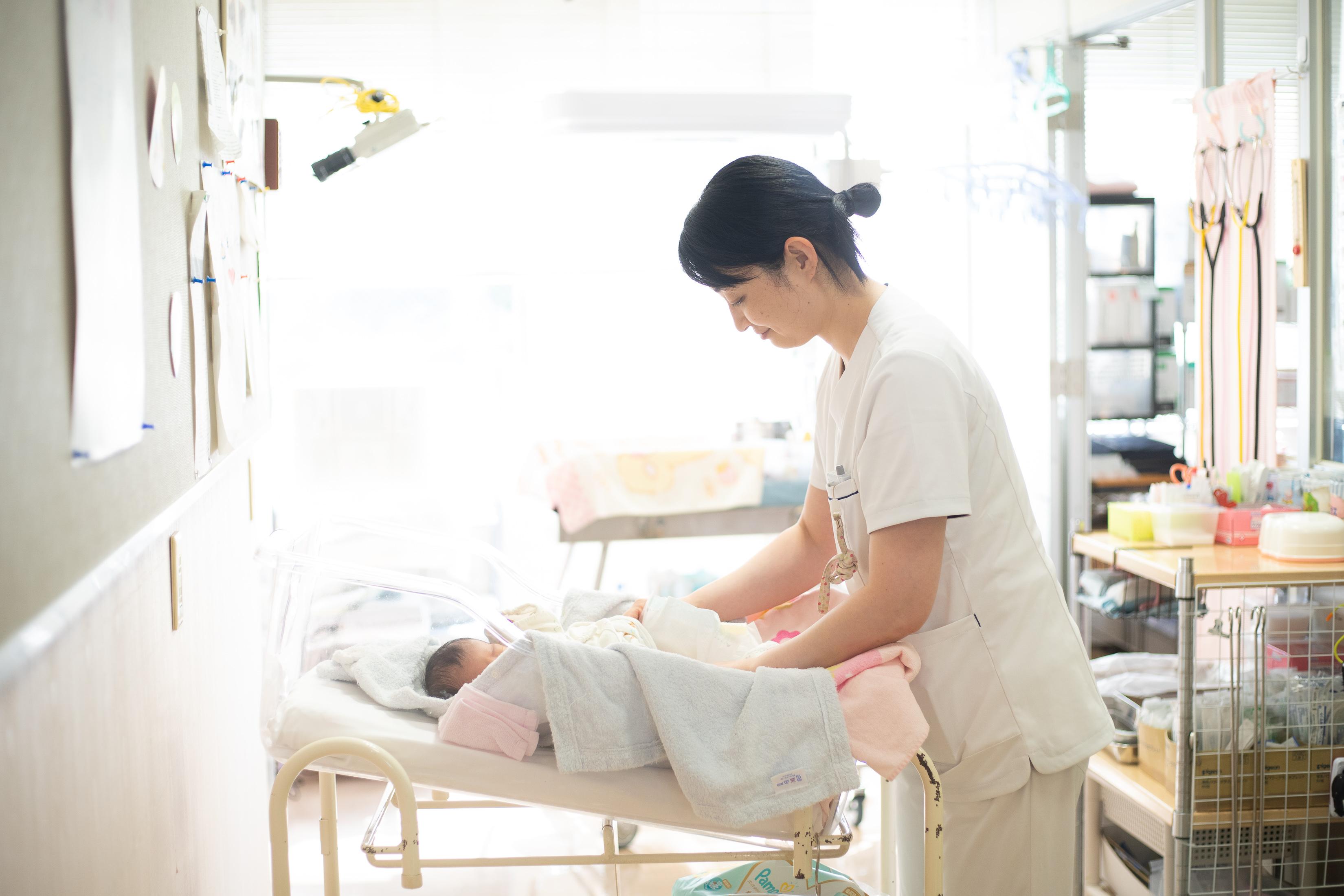 岩手県盛岡市の産科婦人科吉田医院様|株式会社MIRAIZUが写真を撮影