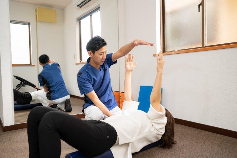 腰痛・ぎっくり腰|新潟市中央区のさいき接骨院