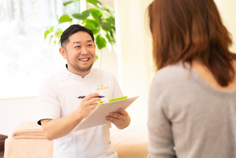 いわもと鍼灸整骨院様|仙台で整骨院専用のホームページ制作会社は株式会社MIRAIZU