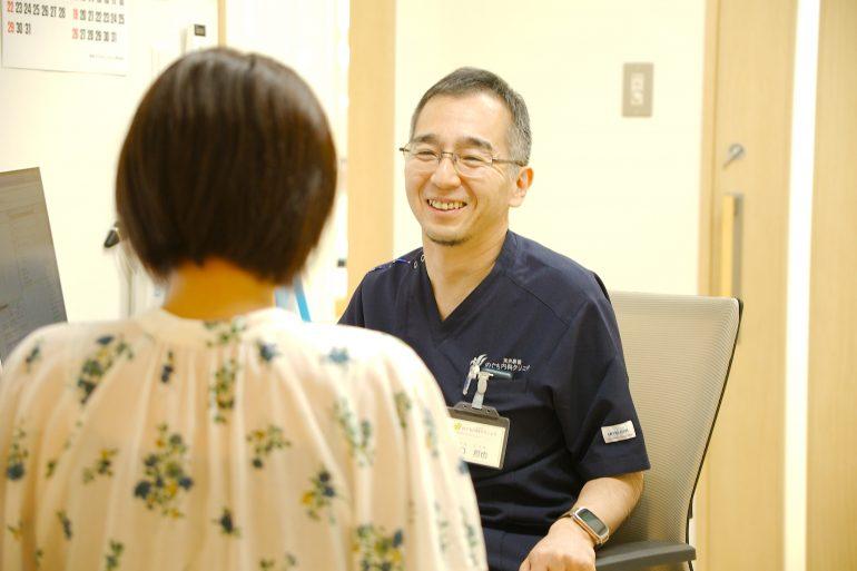 荒井駅前のぐち内科クリニック様|仙台で医療専門のホームページ制作会社は株式会社MIRAIZU
