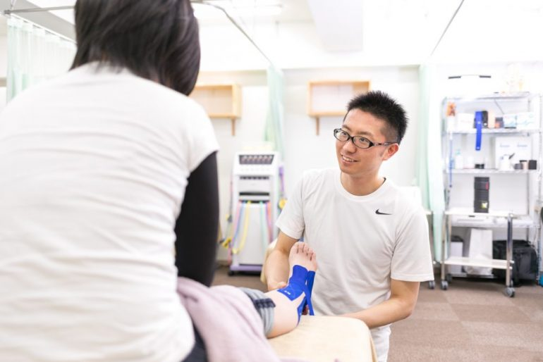だいじゅ鍼灸整骨院様|福島県で整骨院専門のホームページ制作は株式会社MIRAIZU