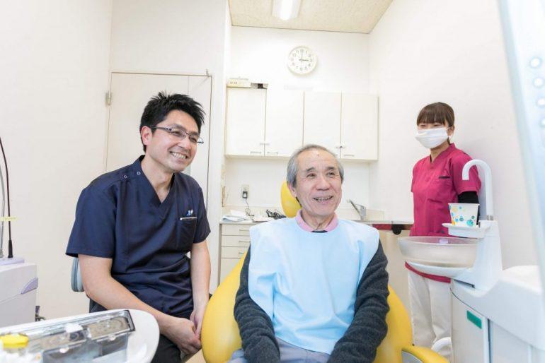 飯淵歯科医院様|仙台でホームページ作成は株式会社MIRAIZU