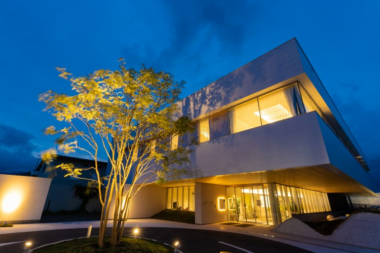 みうら産婦人科医院 外観 岩手県盛岡市でホームページ制作はMIRAIZU